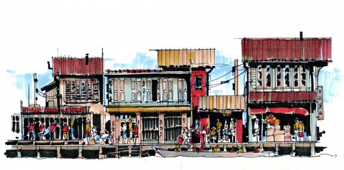 Sembawang Concept (streetside)